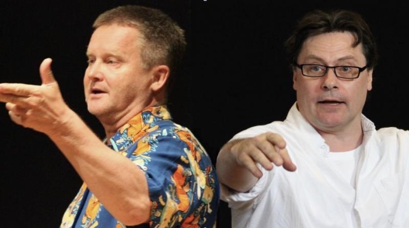 Den nya komeditekniken – improkurs i Skara